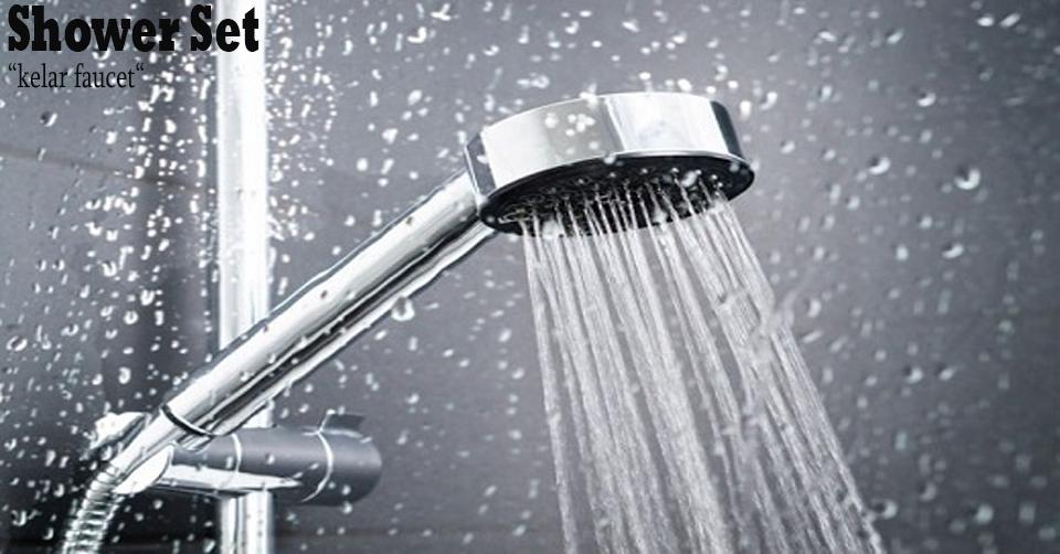 علم دوش حمام کلار